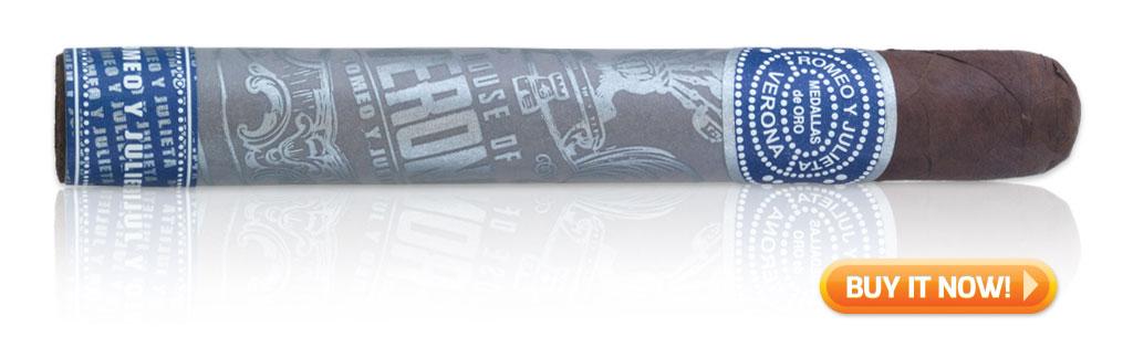 buy romeo y julieta Verona cigars BIN