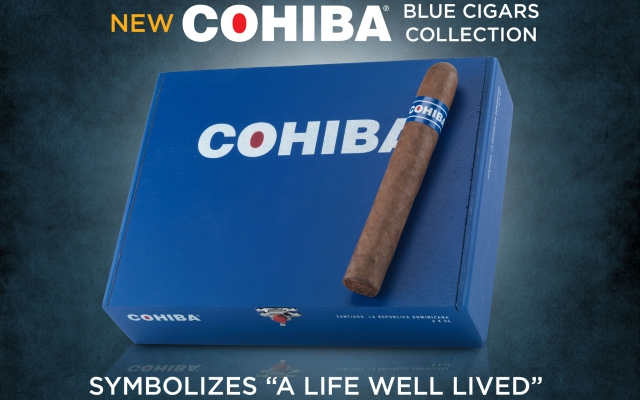 Cohiba Blue New