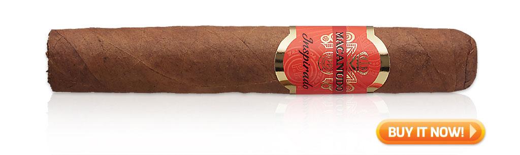 macanudo cigars guide macanudo inspirado orange cigar review robusto at Famous Smoke Shop