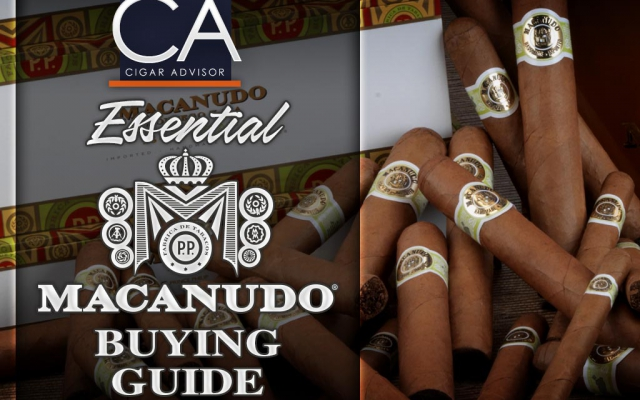 CACover Macanudo cigar review buying guide