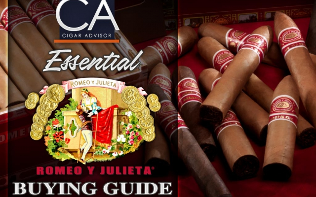 CA Cover Romeo y Julieta cigars review tasting guide