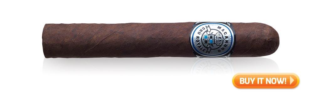 macanudo cru royale macanudo cigar review