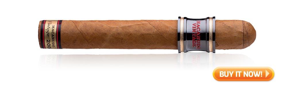 macanudo cigar review vintage 2006