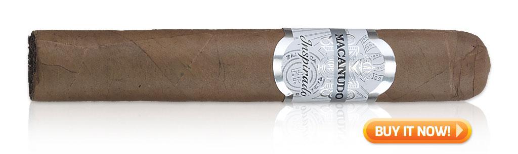 Shop Macanudo Inspirado White cigars at Famous Smoke Shop