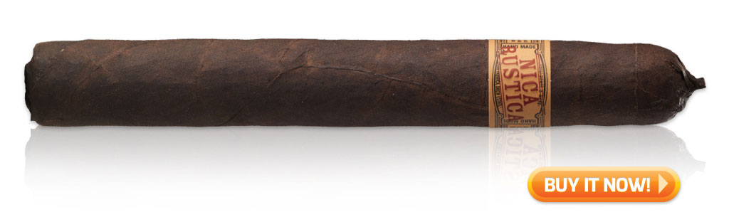 buy Nica Rustica cigars connecticut tobacco