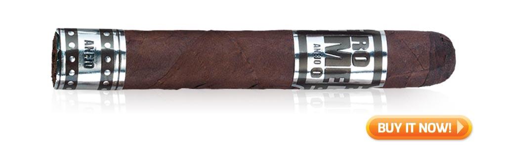 buy romeo anejo romeo y julieta cigars