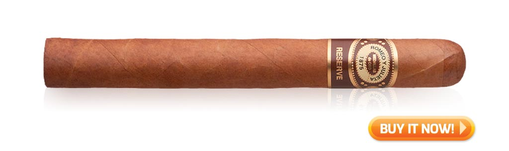buy romeo y julieta cigars reserve