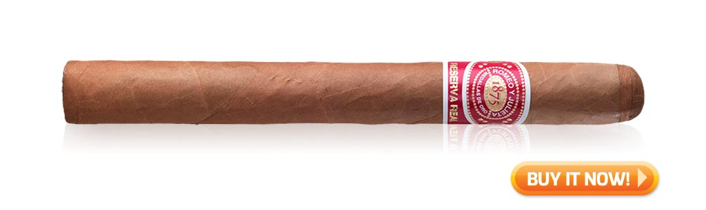 buy romeo y julieta cigars reserva real