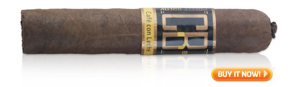buy Tatiana Coffee Break Con Leche coffee-infused cigars