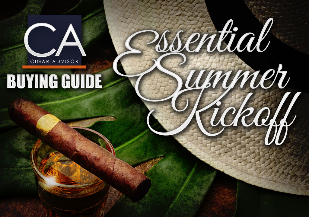 2017 CA Report: Essential Summer New Cigar Buying Guide