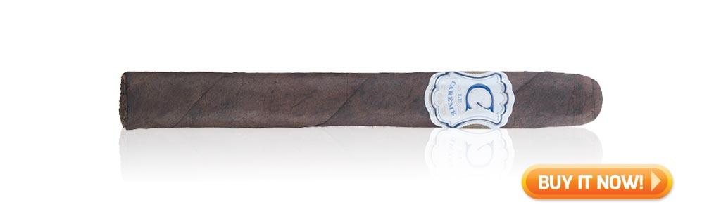 2017 new cigar buy le careme cigars