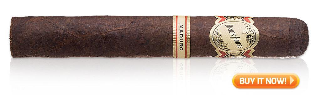buy mild maduro cigars brick house maduro