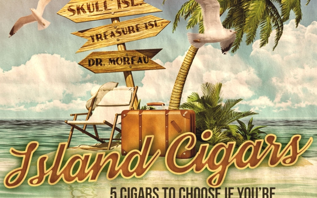 CACover Top 5 Desert Island Cigars
