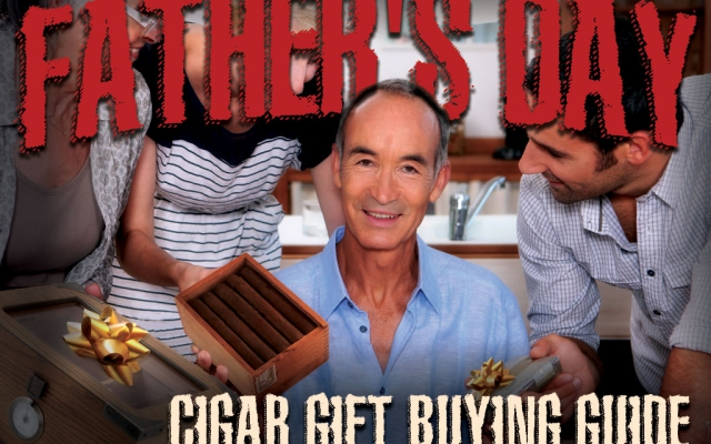 CA Cover 2017 Father's Day cigar gift guide