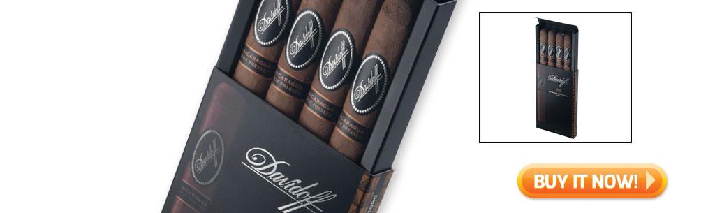 2017 father's day cigar gift guide buy DAVIDOFF NICARAGUA TORO cigars
