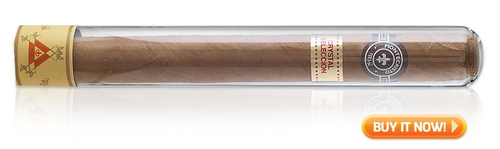 montecristo cigars guide montecristo crystal