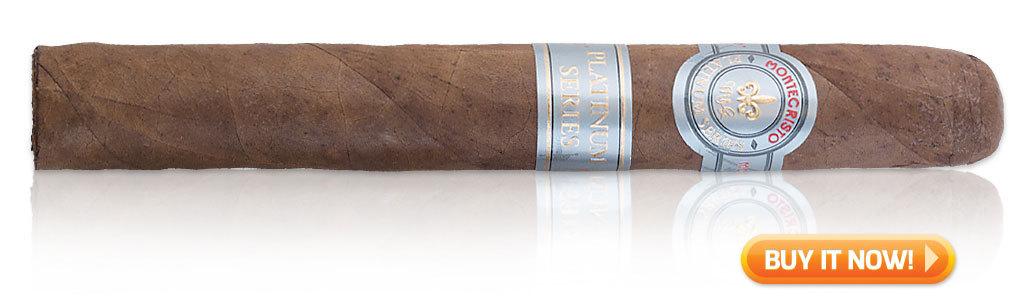 montecristo cigars guide montecristo platinum