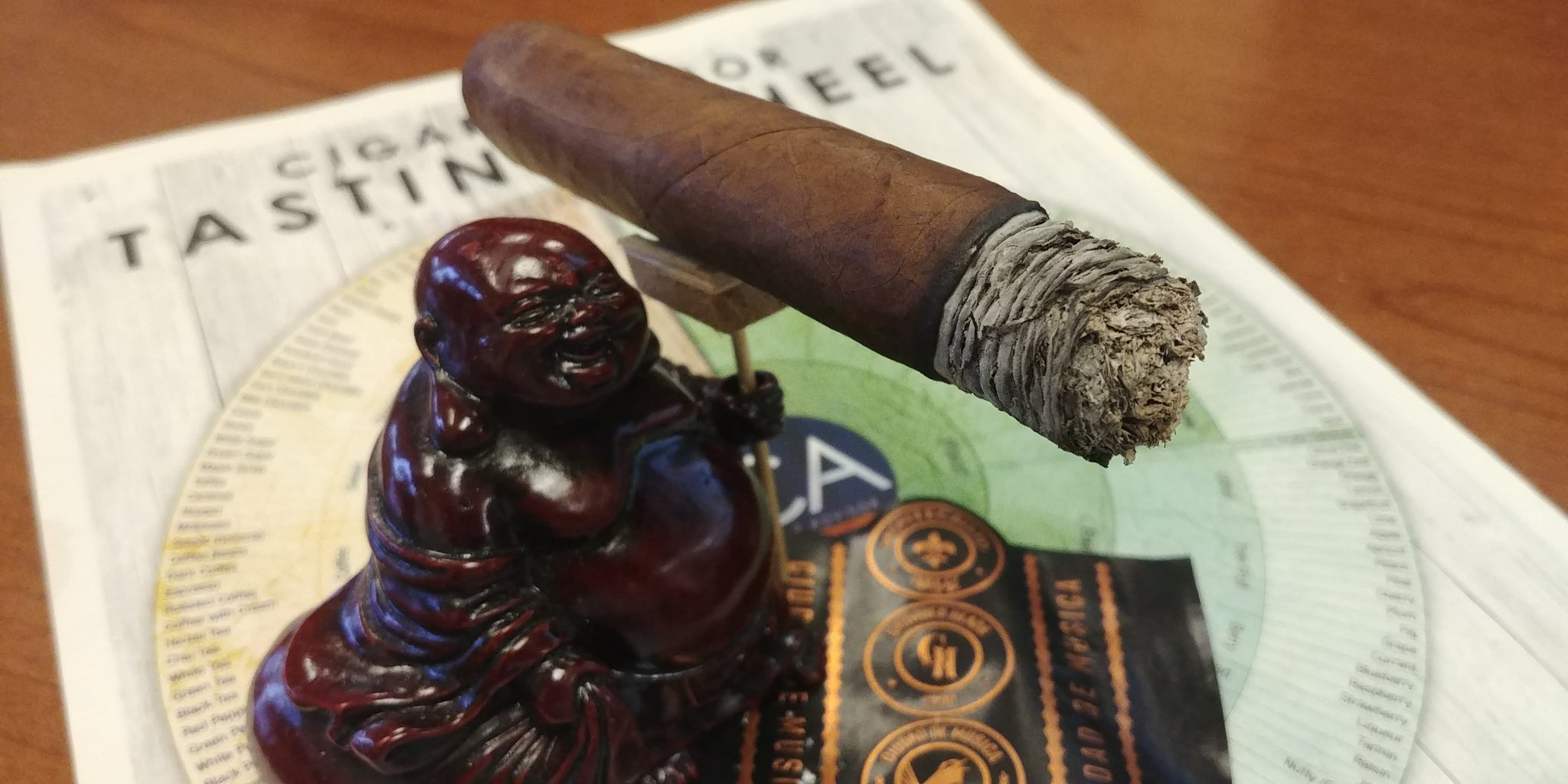 Montecristo Cigars Guide - Montecristo Ciudad de Musica Cigar Review - John Pullo