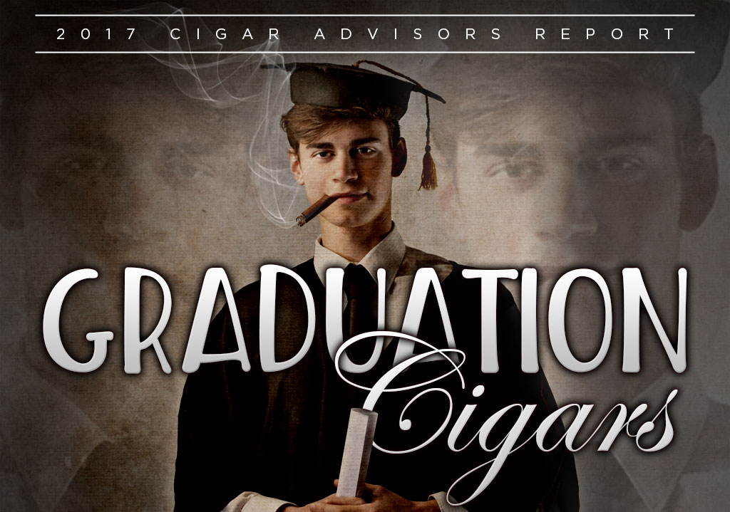 2017 CA Report: Top 5 Graduation Cigars