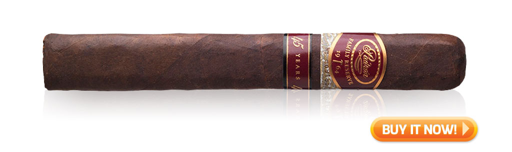 buy padron family reserve cigars 45 years maduro padron cigars guide padron 45 maduro