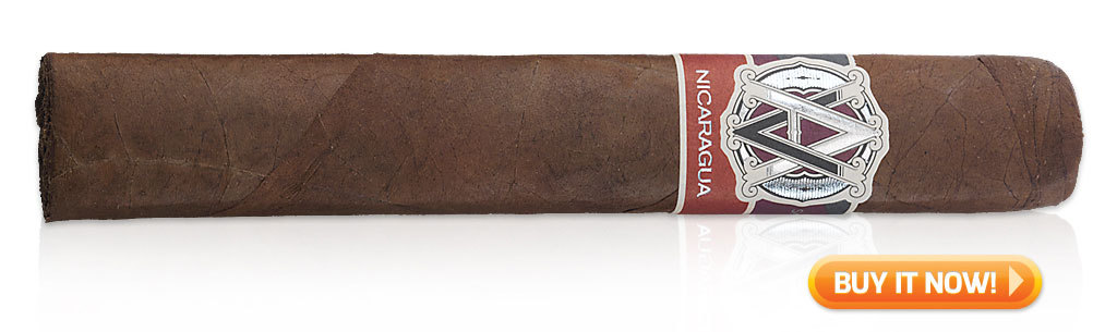 buy avo syncro nicaragua 60 ring cigars avo big cigars