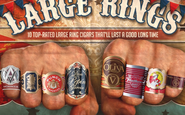 CACover Top Rated Big Cigars Big ring gauge cigars
