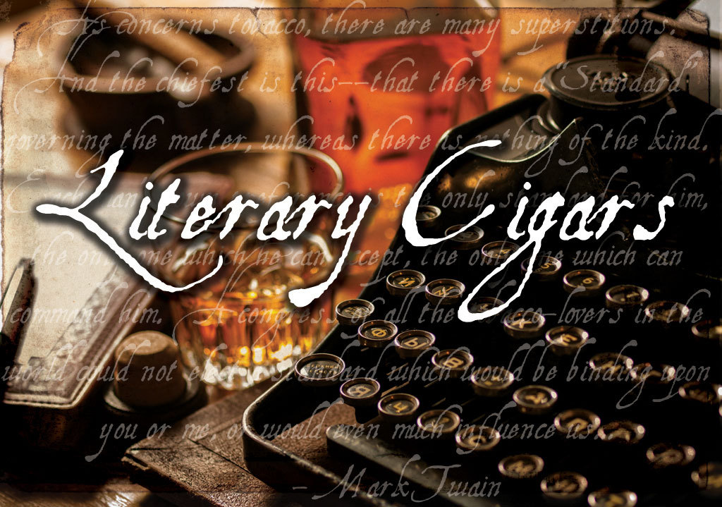 2017 CA Report: 6 Top Literary Cigars Inspired by the Written Word