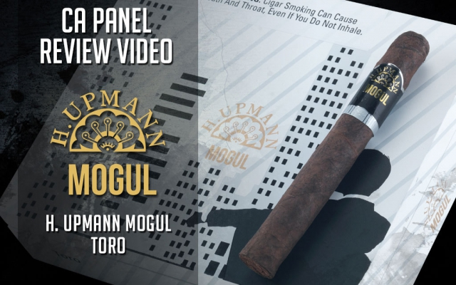 CACover H Upmann Mogul cigar Review video