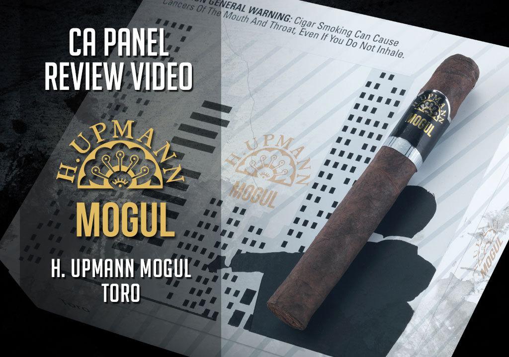 Cigar Advisor Panel: H. Upmann Mogul Cigar Review (Video)