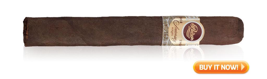 buy padron 1964 anniversary maduro PAM padron cigars guide exclusivo maduro
