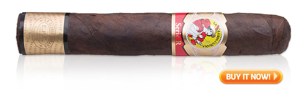 buy la gloria serie r 6 60 ring big cigars