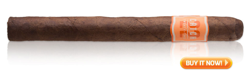 literary cigars buy Rocky Patel Catch 22 cigars