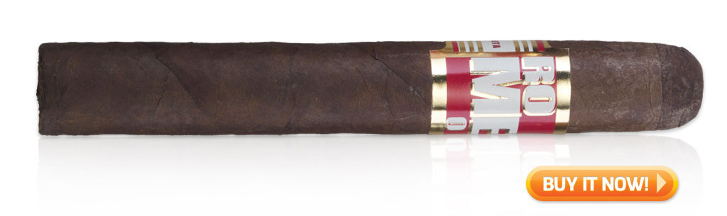 literary cigars buy Romeo by Romeo y Julieta
