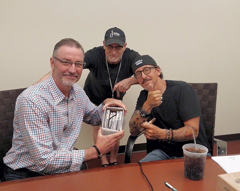 jon mike crowned heads cigars interview podcast