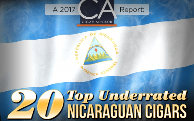 CA Cover 2017 top underrated nicaraguan cigars