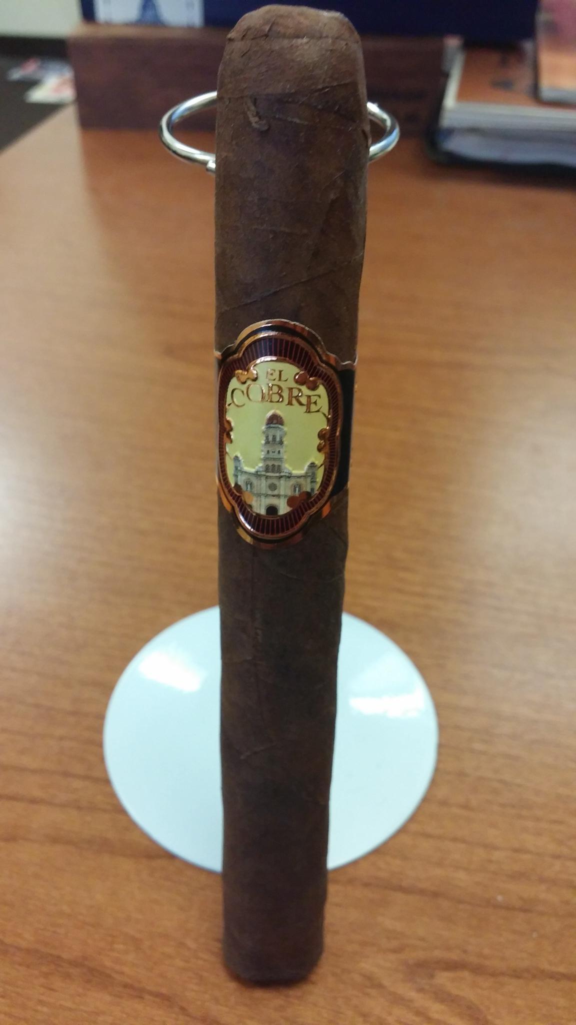 oliva cigars el cobre review
