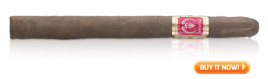 top flavored cigars Azucar by Espinosa cigars