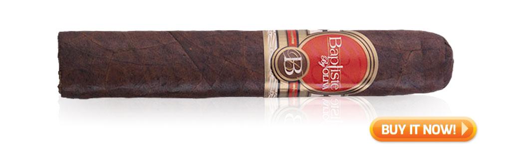 oliva cigars baptiste cigar review