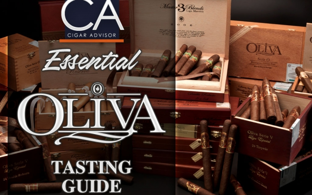 CA Guide to Oliva Cigars cover