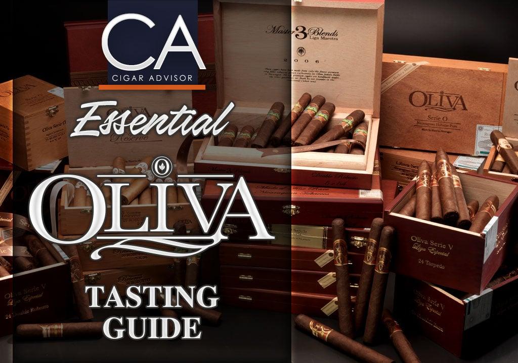 2017 CA Report: The Essential Cigar Advisor Guide to Oliva Cigars