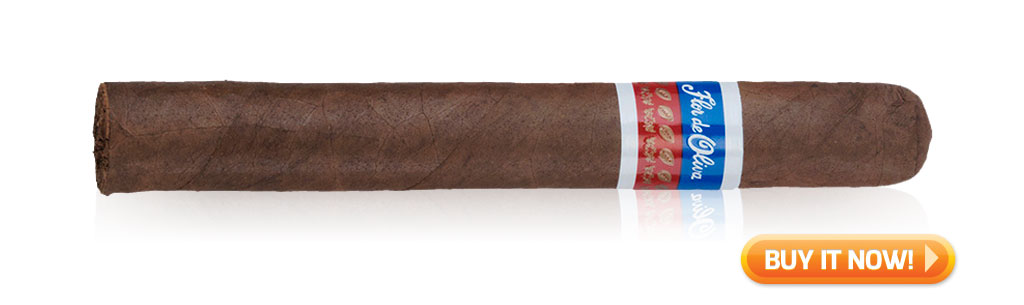 flor de oliva cigars review