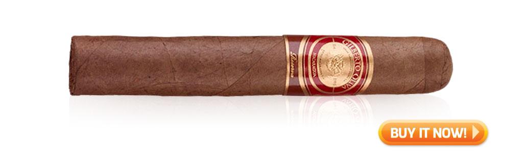 oliva cigars gilberto oliva reserva cigar review