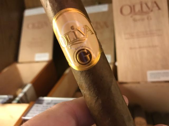 oliva cigars oliva serie g torpedo cigar review