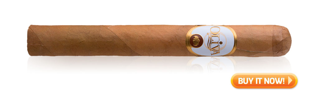 oliva cigars oliva connecticut reserve cigar review