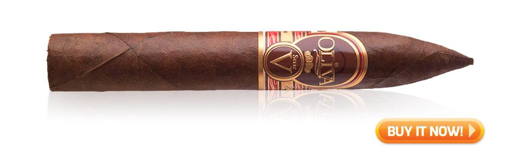 oliva cigars oliva serie v cigar review