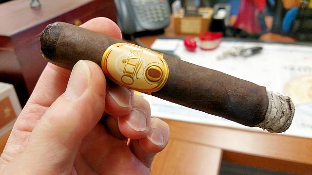Oliva cigars oliva serie O Maduro robusto cigar review
