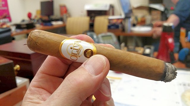 Oliva cigars oliva connecticut reserve toro cigar review