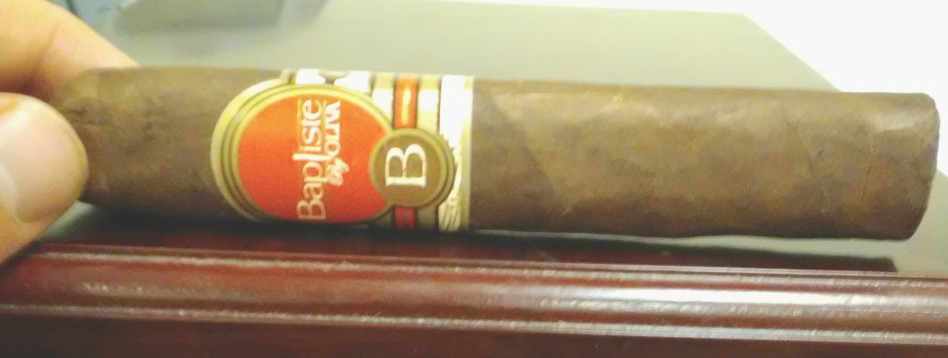 baptiste by oliva cigars cigar review