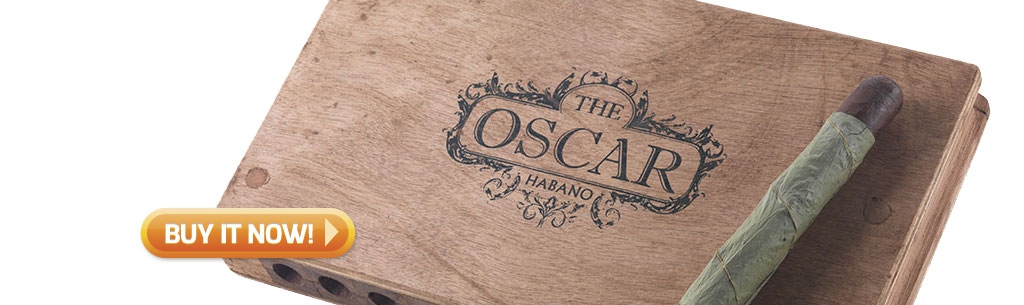 The Oscar Cigars