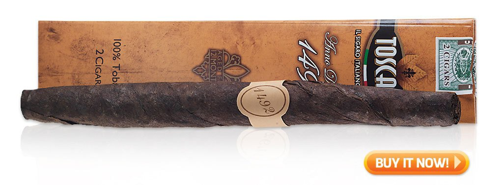 top flavored cigars Toscano cigars